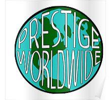 Step Brothers: Prestige Worldwide Poster