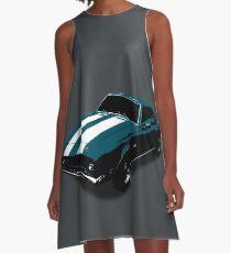 Camaro A-Line Dress