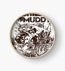 Mud Truck Play Muddy Bogger Clock