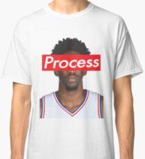 Joel Embiid Philadelphia 76ers Sixers Process Classic T-Shirt