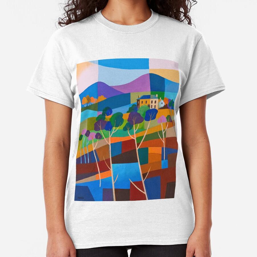 RICHMOND VIEW II, TASMANIA Classic T-Shirt