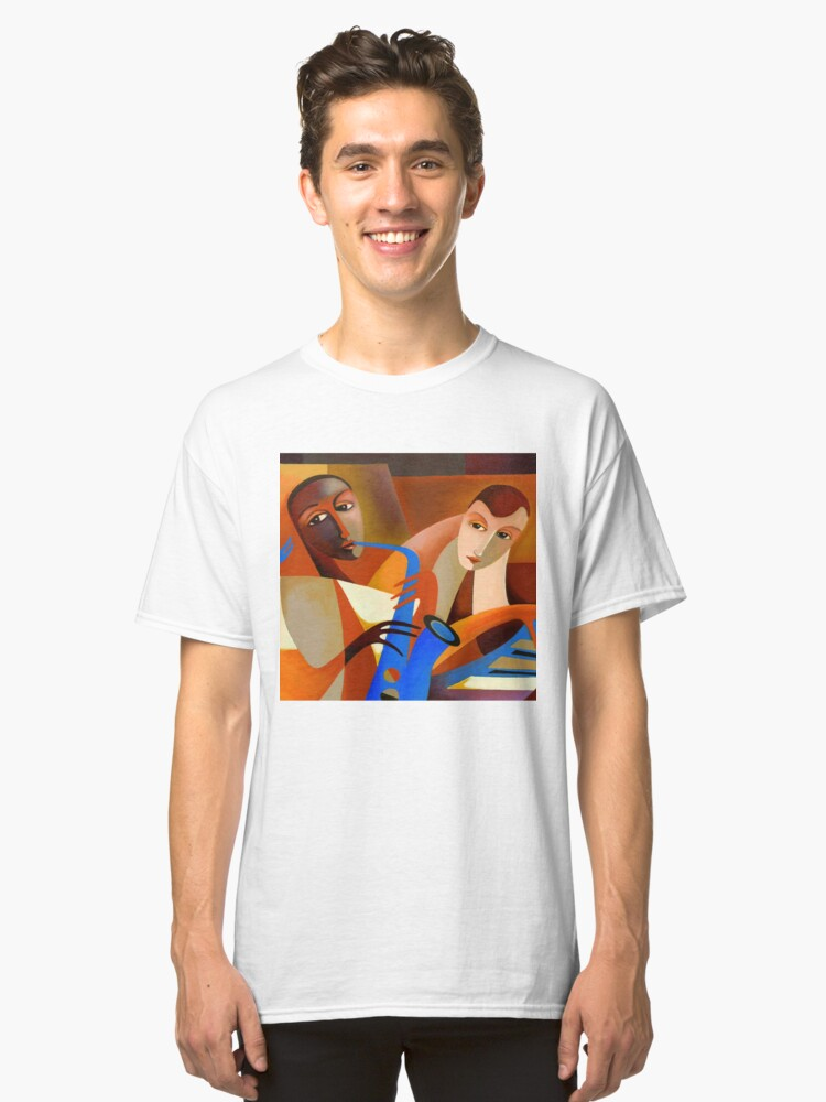 Alternate view of ORNITHOLOGY - CHARLIE PARKER WITH DODO MARMAROSA 1946 Classic T-Shirt