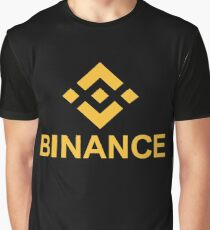 Cryptocurrency Exchange Graphic T-Shirt