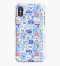 Bro's Better, Bro's Best iPhone Case/Skin