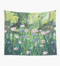 Fairyland painting Wall Tapestry