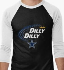 dilly dilly mens baseball t shirt