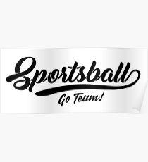 Sportsball! Poster