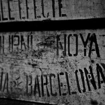 Barcelona  by Chocolat