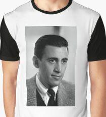 JD salinger Graphic T-Shirt