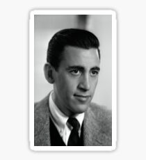 JD salinger Sticker