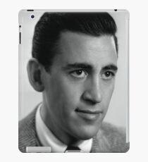 JD salinger iPad Case/Skin