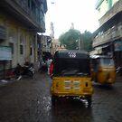 Auto rickshaw by ramya kapula