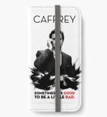 Awesome Series - Caffrey iPhone Flip-Case/Hülle/Klebefolie
