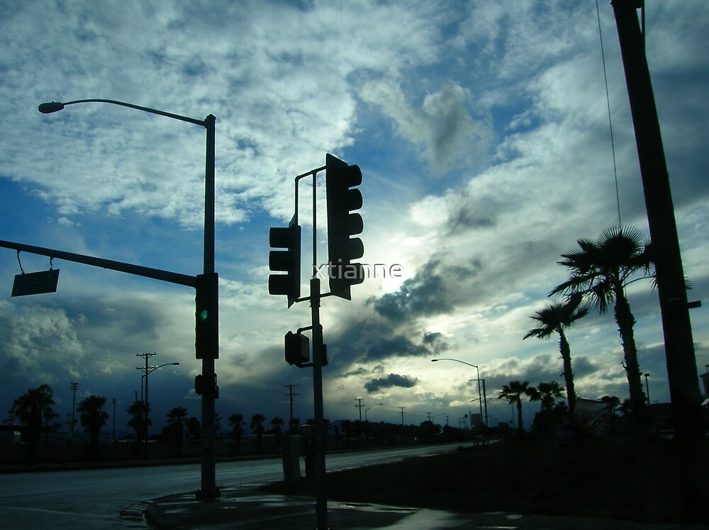[storm.clouds.and.traffic.light] by xtianne