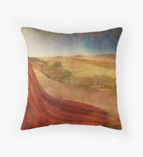 In a Maasai Dream Throw Pillow