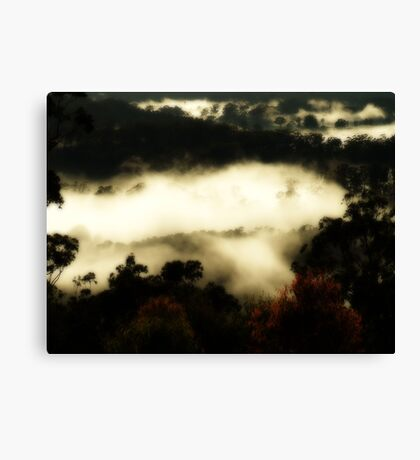 """""""Deep With-In"""" Canvas Print"""