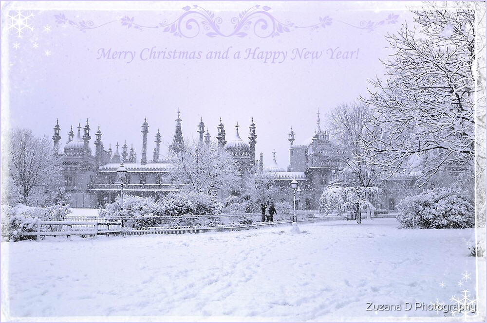 Christmas Wishes by Zuzana D Photography
