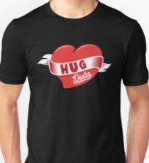 Hug dealer hug love heart friendship arms Unisex T-Shirt