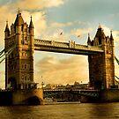 Tower Bridge - London by Samantha Higgs