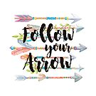 «Follow your Arrow» de weloveboho