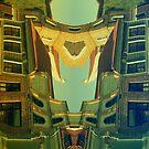 arch - 8 - green - Artcage by Artcage