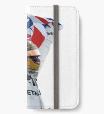 Lewis Hamilton World Title iPhone Wallet/Case/Skin