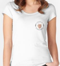 Coupl'a Schooners Women's Fitted Scoop T-Shirt