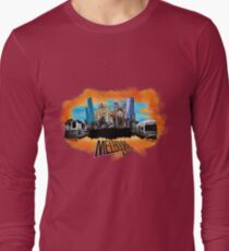 Melbourne City- City Collage T-Shirt