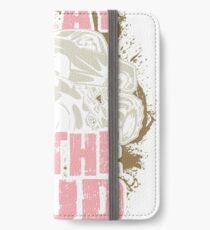Bogging Truck Mudding Mud Play Pink iPhone Wallet/Case/Skin