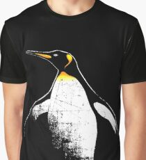 Choose Nature Penguin. Graphic T-Shirt