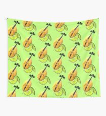 LimonCELLO Wall Tapestry