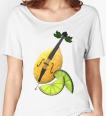 LimonCELLO Women's Relaxed Fit T-Shirt