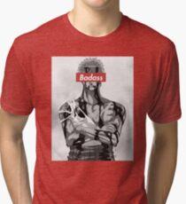 Roronoa Zoro One Piece - Badass Tri-blend T-Shirt