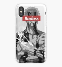 Roronoa Zoro One Piece - Badass iPhone Case