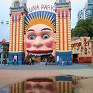 Luna Park .. twice the fun by Michael Matthews