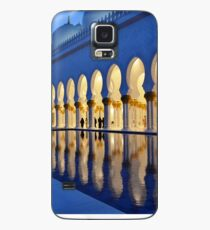 oriental blue Case/Skin for Samsung Galaxy