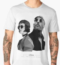 Leon the professional Men's Premium T-Shirt