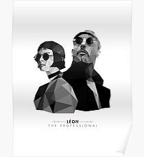 Leon the professional Poster