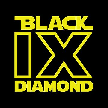BLACK DIAMOND  by w1ckerman