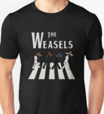 The Weasels Unisex T-Shirt