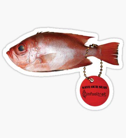 Save our Seas Sticker