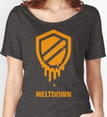 meltdown Women's Relaxed Fit T-Shirt