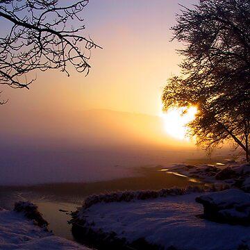 Solstice Sunrise by curlybit