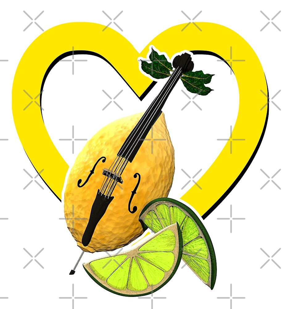 i love limoncello by cglightNing