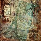 Destination Paris by mindydidit