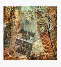 Destination London Photographic Print