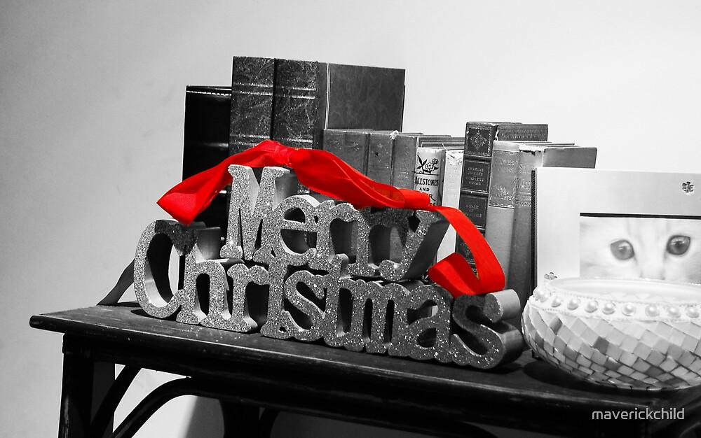 Merry Xmas by maverickchild