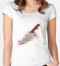 Hell Hath No Fury Women's Fitted Scoop T-Shirt