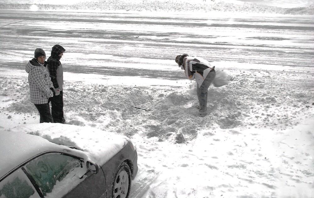 winter helpless by Justin Michaelov
