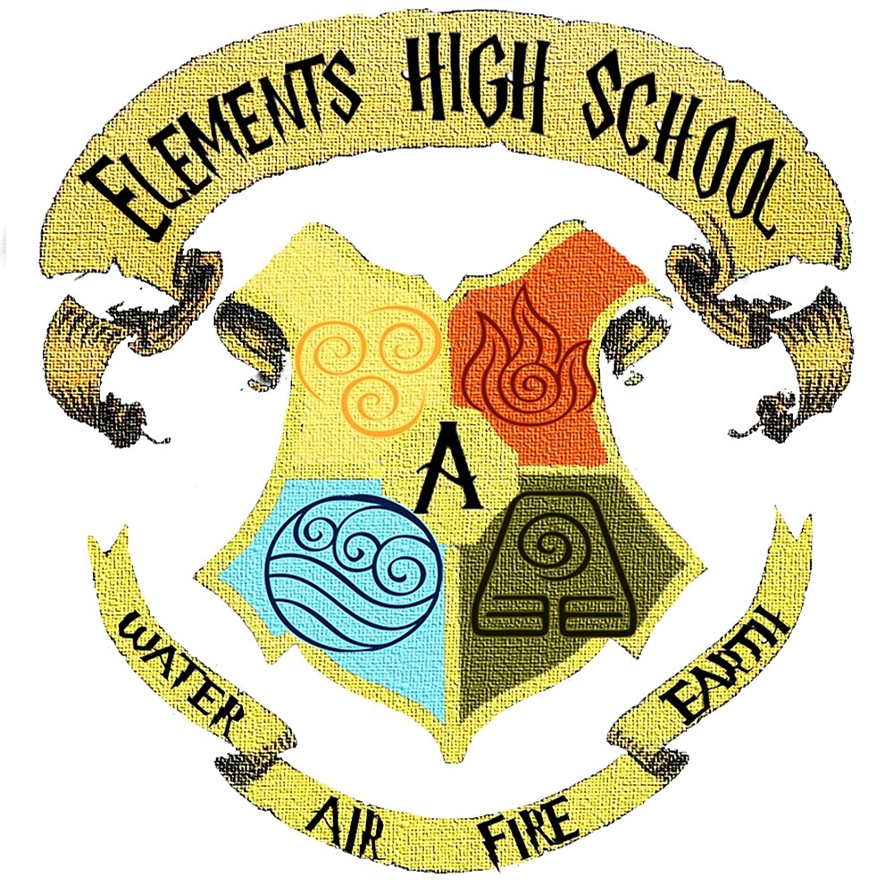 Elements High School by Lightning94